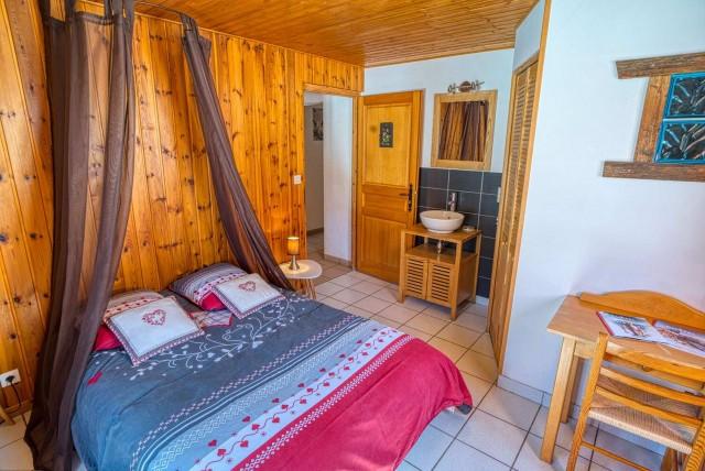 chalet la Savoyarde chambre Châtel ski