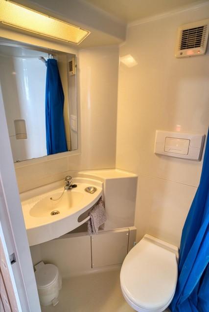 chalet la Savoyarde salle de bain Châtel Alpes du Nord