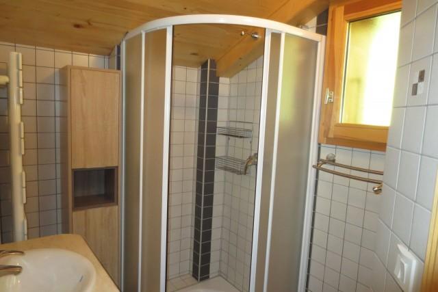 Chalet le Castor, Salle de douche n°2, Châtel