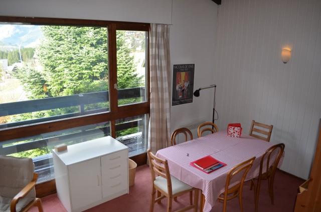 Chalet Le numéro 5 salle à manger Châtel