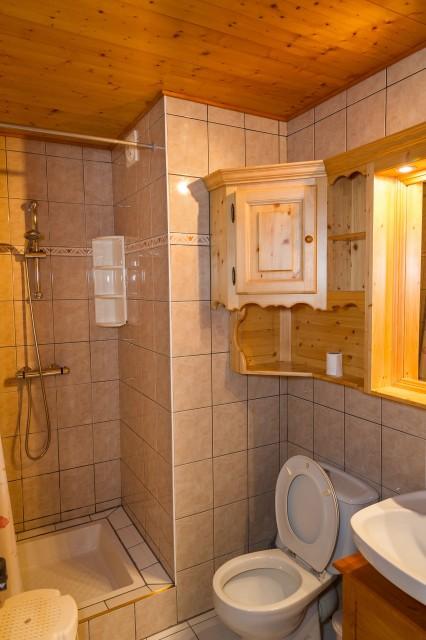 Chalet Le Petit Cornillon Salle de bain Châtel
