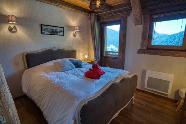 Chalet Les Oisillons Châtel 12 chambre 2
