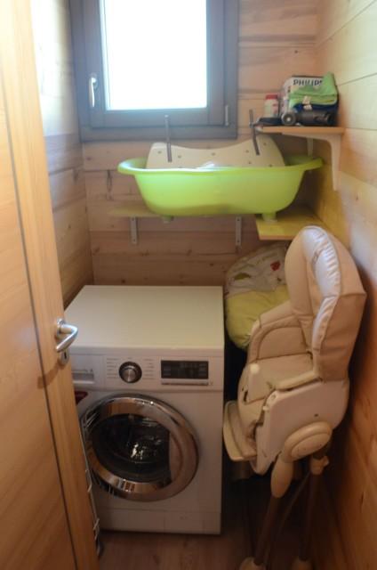 Chalet les sources, lave linge + équipements bébé, Châtel