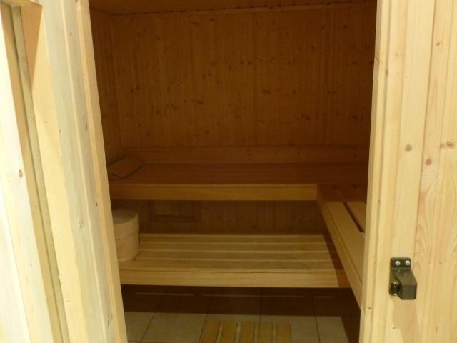 Chalet Les Tournesols Châtel Sauna