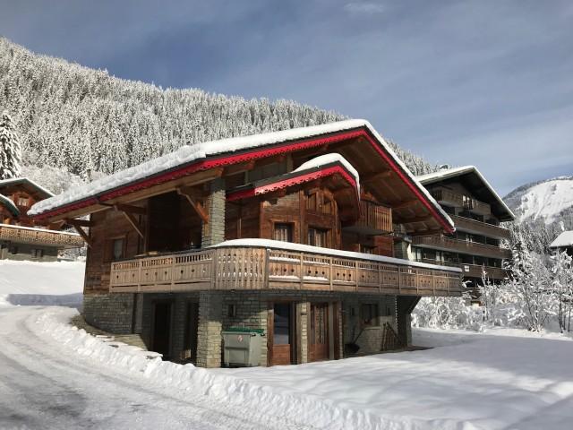 Chalet Linga Extérieur Châtel Domaine skiable