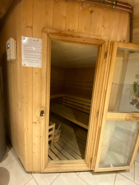 Chalet Linga Sauna Châtel
