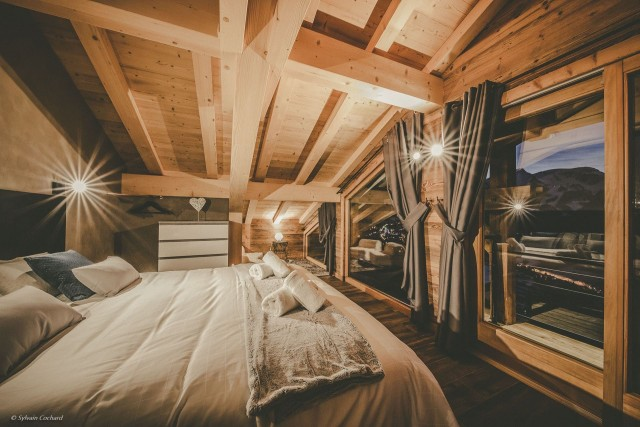 Chalets Bovard Chalet Spencer 14 couchages Chatel 74390