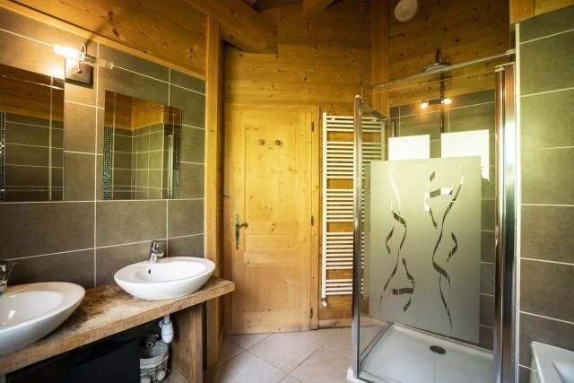 Chatel Etagne Châtel salle de bain 2a