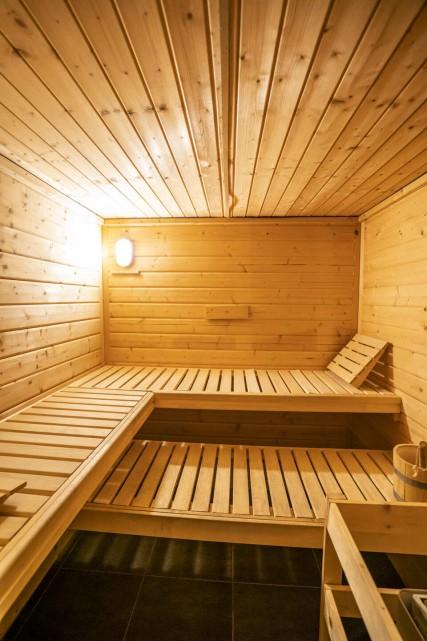 Chatel Etagne Châtel sauna 2