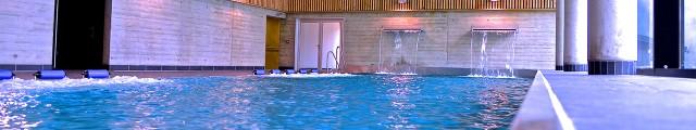Location + centre aquatique Forme d'O