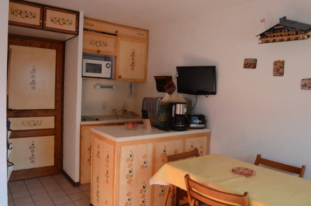 Résidence Les Montagnys Châtel Appartement 10