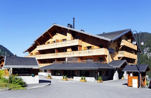 séjour résidence de tourisme Grand Ermitage Booking Châtel