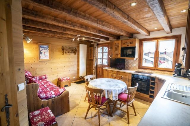 Studio Les Brames, 4 Personnes, Châtel 74