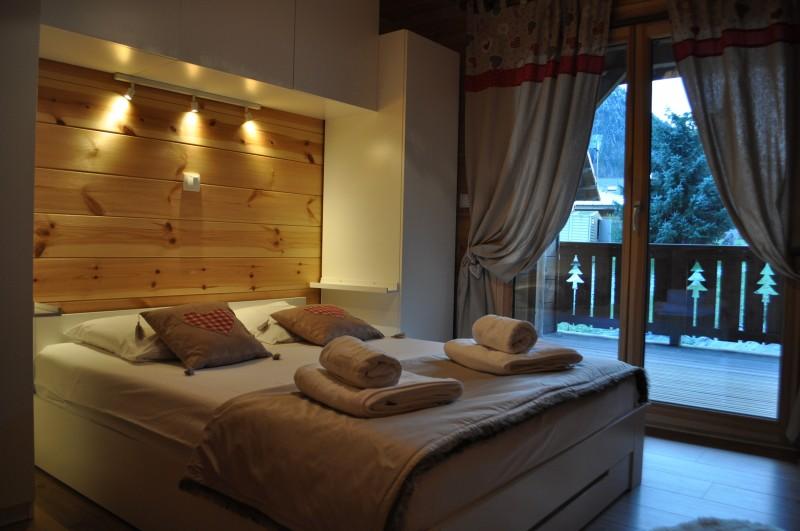 chambre avec lit double location BO Immobilier