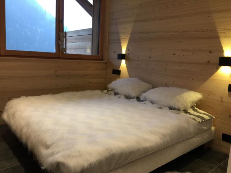 Appartement 103, résidence Bois Colombe, Chambre 2 lits simples + 2 lits superposés Châtel