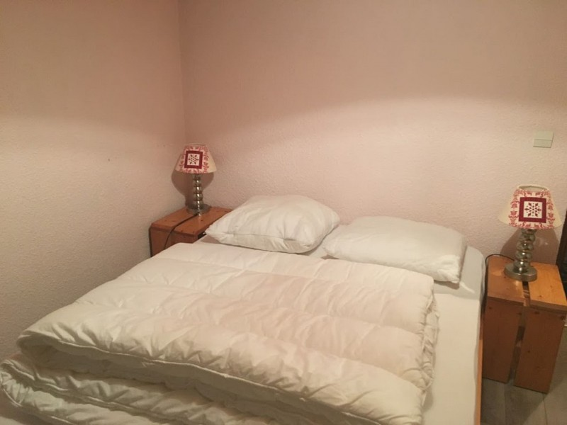 Appartement 113 dans la résidence Hameau des 4 saisons Bat C, Chambre Châtel