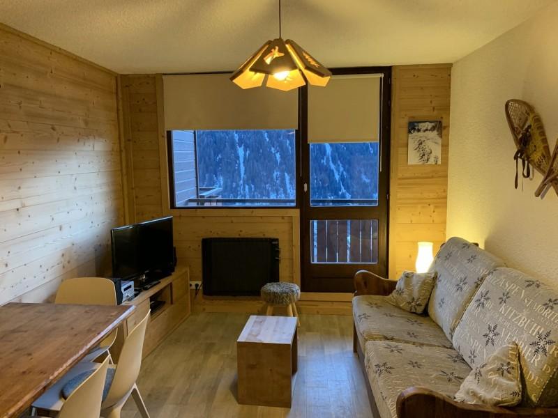 Appartement 113 dans la résidence Hameau des 4 saisons Bat C, Salon Châtel Haute Savoie