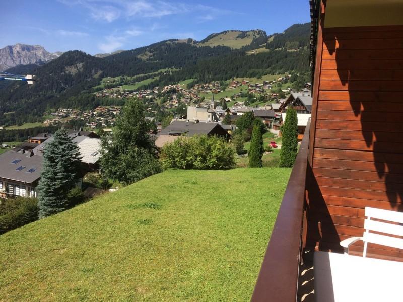 Appartement 12 Résidence le Jessi, Balcon Châtel