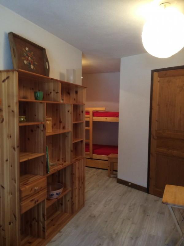 Appartement 12 Résidence le Jessi, Couloir Châtel 74