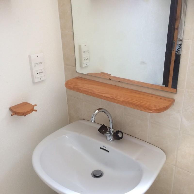 Appartement 12 Résidence le Jessi, Salle de bain Châtel Haute Savoie