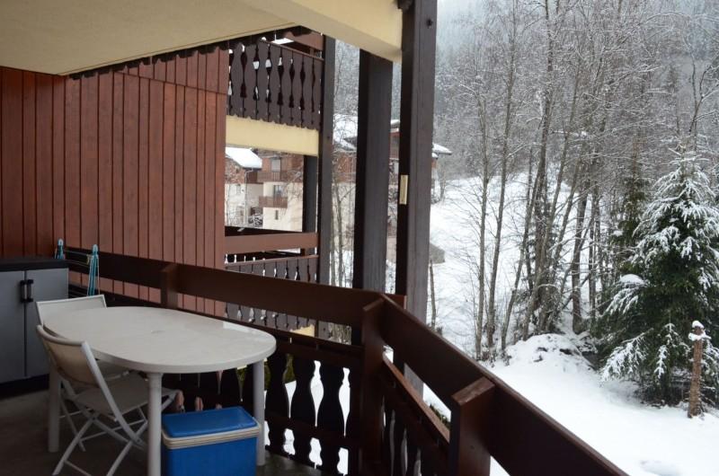 Appartement 6 dans la résidence les Praz, Balcon Châtel Haute Savoie