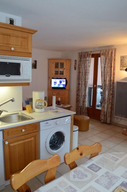 Appartement 6 dans la résidence les Praz, Cuisine Châtel 74