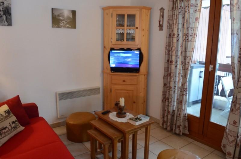 Appartement 6 dans la résidence les Praz, Salon Châtel Haute Savoie