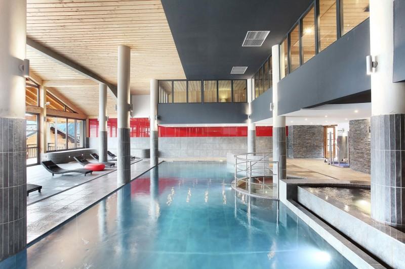 Appartement 8 personnes, Résidence piscine Les Fermes de Châtel montagne