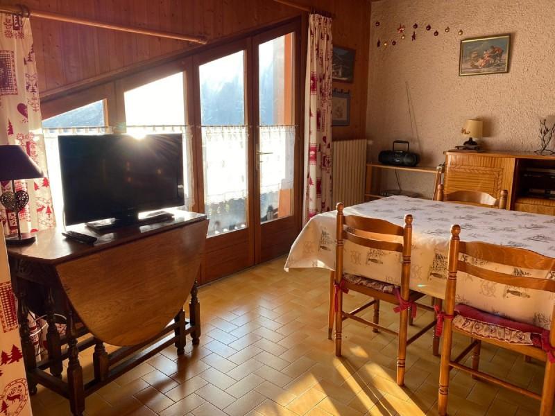 Appartement Bel Horizon 2 Pièce de vie Châtel Haute-Savoie