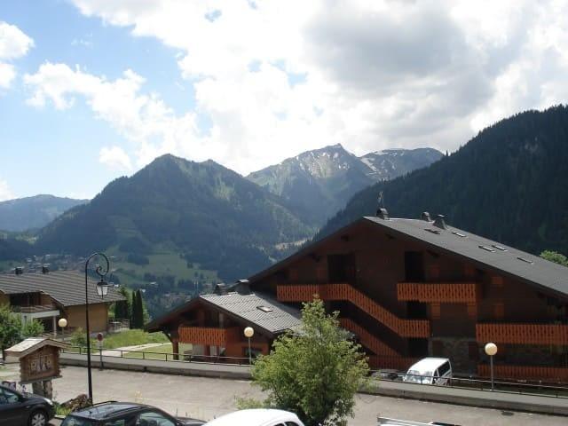 Appartement Bel Horizon Châtel Haute-Savoie