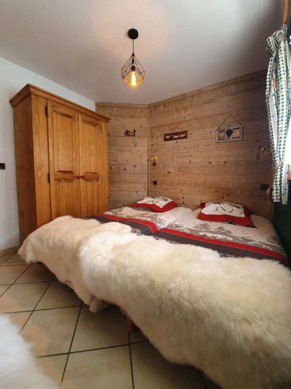 Appartement BOULE DE NEIGE chambre Châtel 74