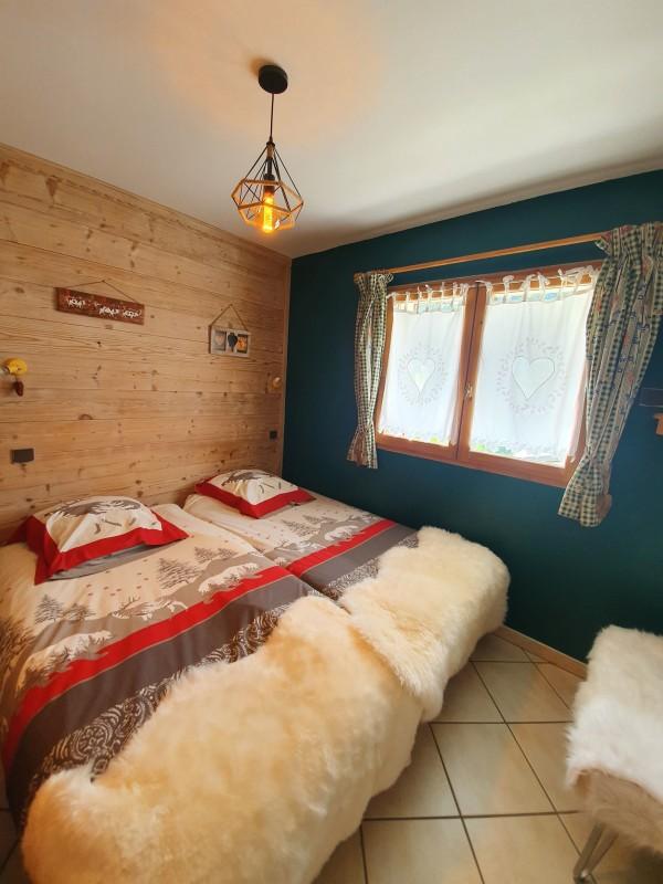 Appartement BOULE DE NEIGE chambre Châtel France