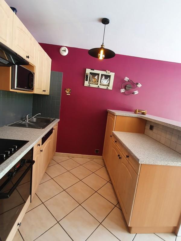 Appartement BOULE DE NEIGE cuisine Châtel 74
