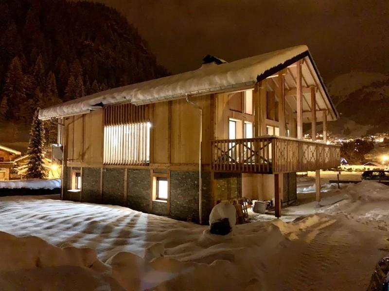 Appartement Chalet Cosy Mountain exterieur Châtel 74