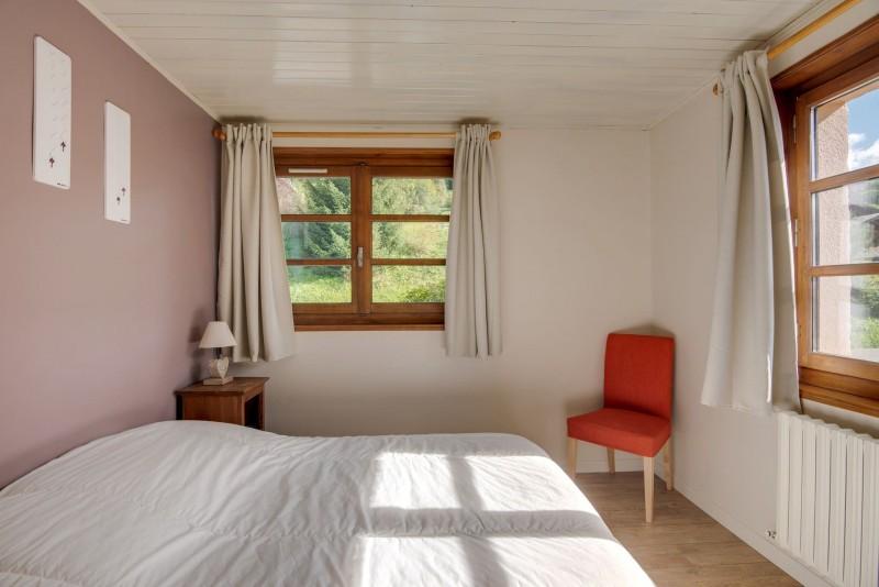 Appartement Chalet des 4 Saisons chambre double Châtel 74