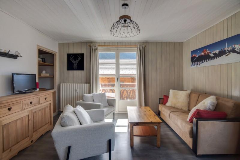 Appartement Chalet des 4 Saisons séjour Châtel