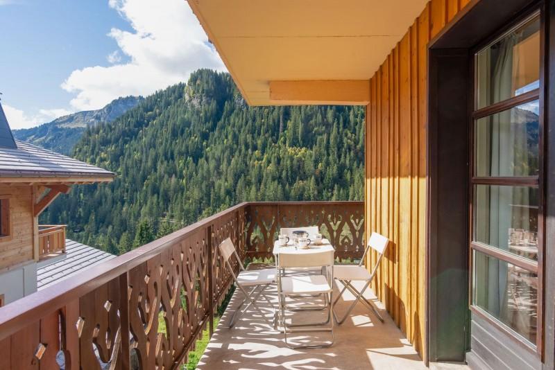 Appartement Chalet des 4 Saisons vacances Châtel