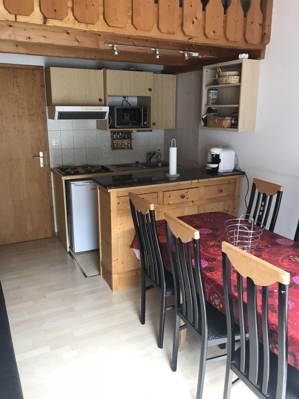 Appartement Chalet du Perthuis 15D Cuisine Châtel 2