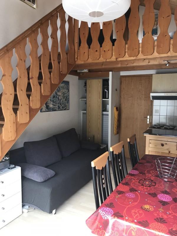 Appartement Chalet du Perthuis 15D Cuisine Châtel
