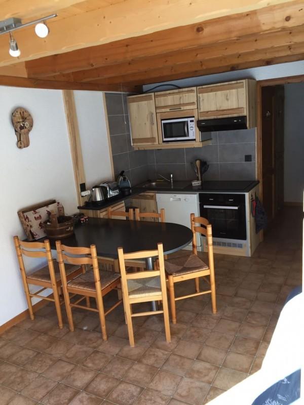 Appartement Chalet du Perthuis 16B, Cuisine Châtel