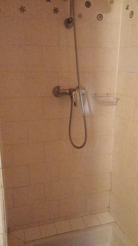 Appartement Choucas Blanc Chamois Salle de Douche Châtel 2