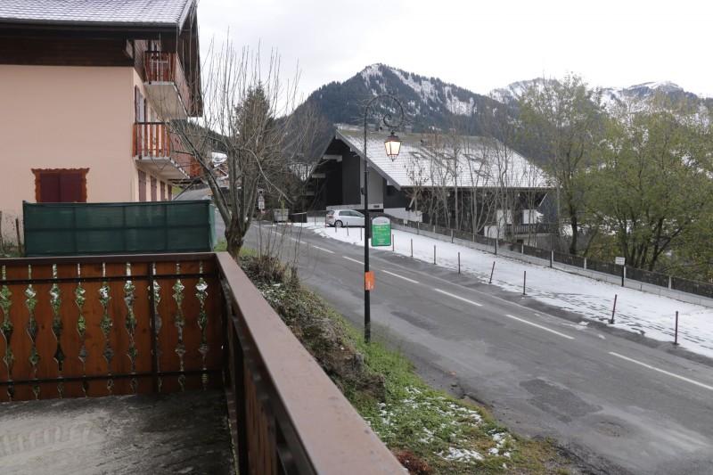Appartement Choucas Blanc Edelweiss Balcon Châtel 2