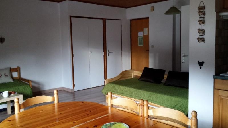 Appartement Choucas Blanc Edelweiss Salon Châtel