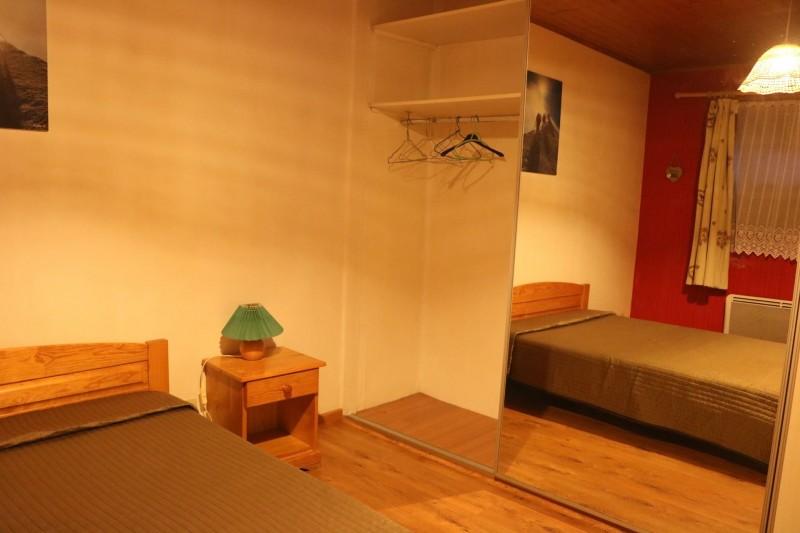 Appartement Choucas Blanc Gentianes Chambre Châtel 2