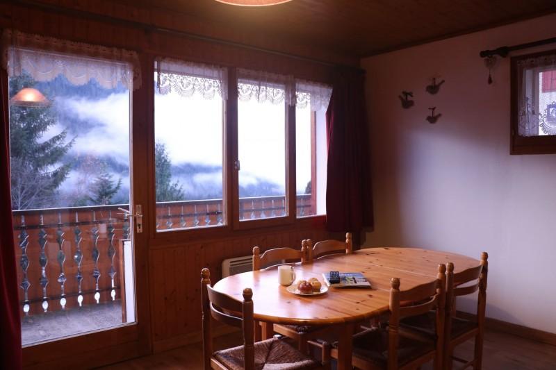 Appartement Choucas Blanc Gentianes Cuisine Châtel 2