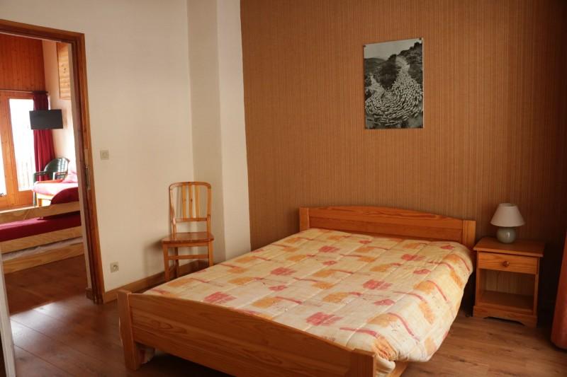 Appartement Choucas Blanc Marmotte Chambre Châtel 2