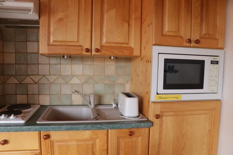Appartement Choucas Blanc Marmotte Cuisine Châtel 3