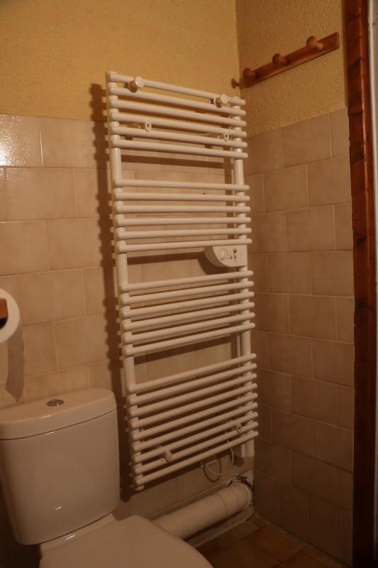 Appartement Choucas Blanc Marmotte WC Châtel