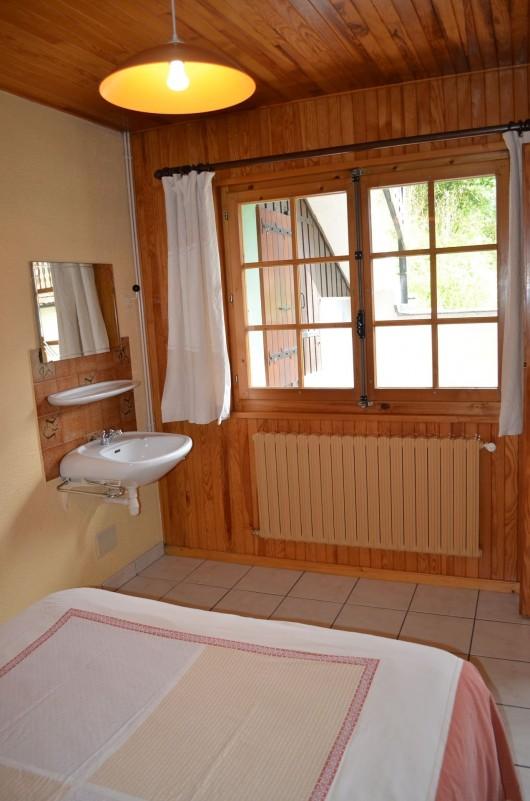 Appartement dans Chalet Grepillat Chambre Châtel 2