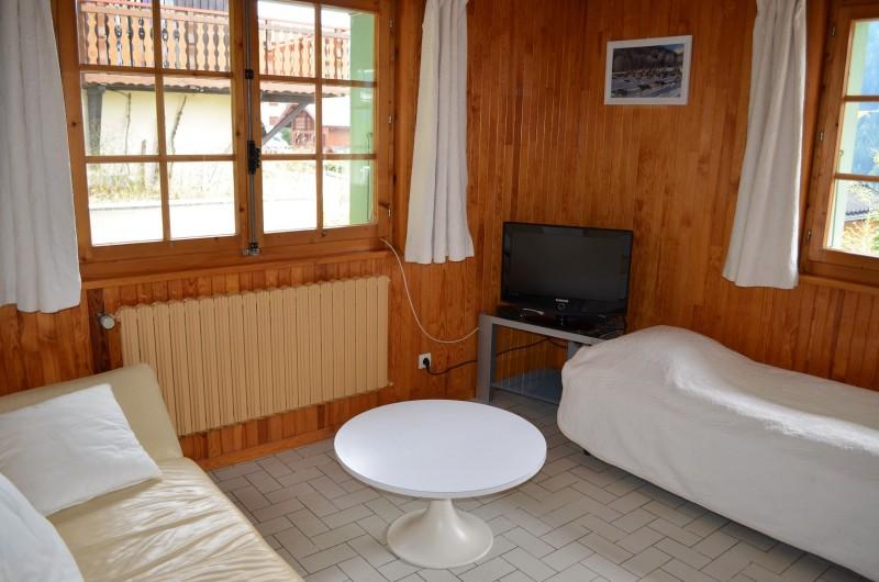 Appartement dans Chalet Grepillat Salon Châtel  2